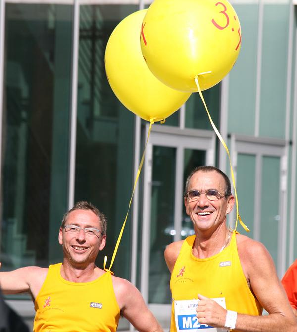 Zuglaufer Marathon