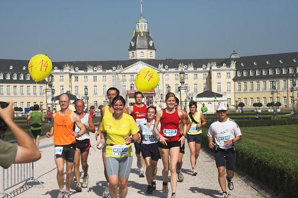 Zuglaufer Marathon 4