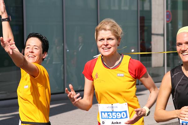 Zuglaufer Marathon 1