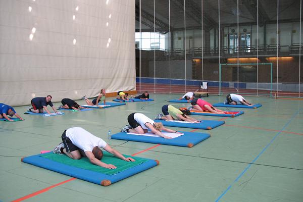 Gymnastikkurs Europahalle 1