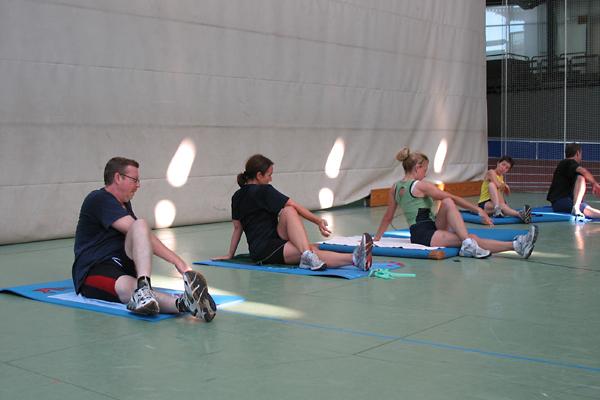 Gymnastikkurs Europahalle 3