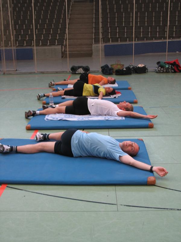 Gymnastikkurs Europahalle 2