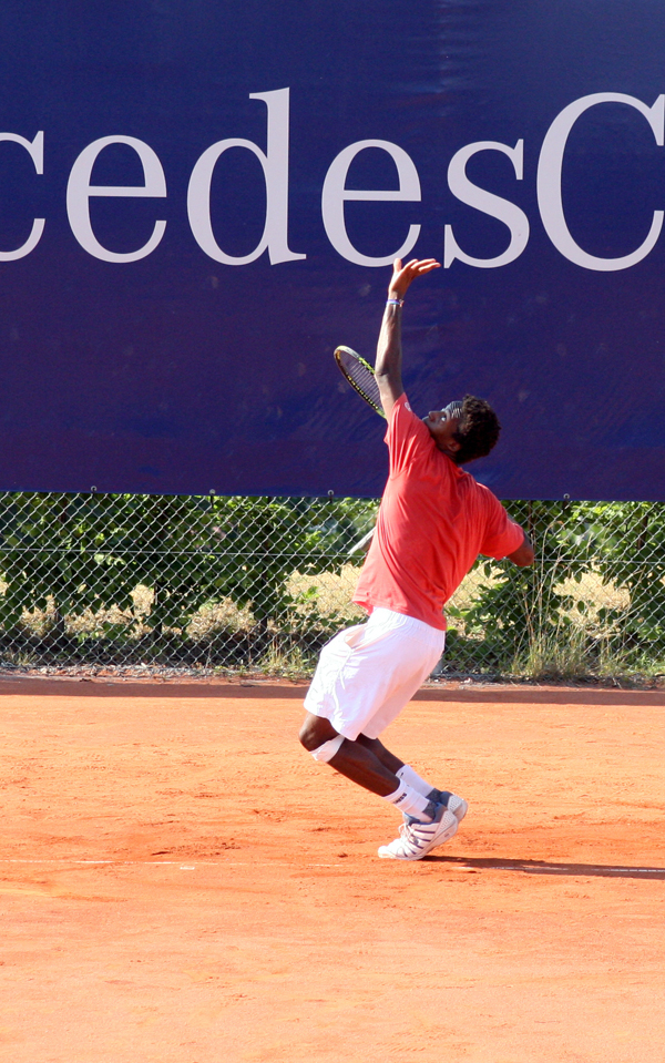 Hohe Anforderungen im Tennissport